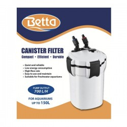 Betta 700 Canister Filter 150L