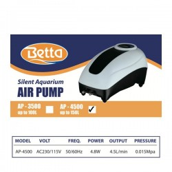 Betta AP-4500 Air Pump New