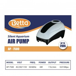 Betta AP-7500 Air Pump New