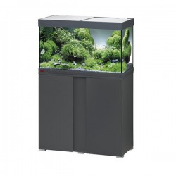 Eheim LED Vivaline 126 - Oak Grey New Free Heater + Filter  + Net