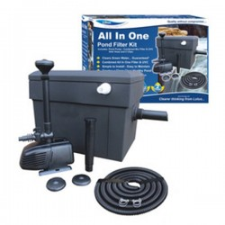 Lotus All in One Filter Kit 4500/8watt