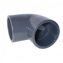 40mm 90 Degree Elbow (Solvent Weld)