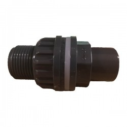 25mm Tank Connector (Solvent Weld)