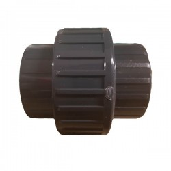 25mm Union Coupler (Solvent Weld)