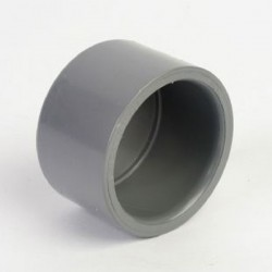 25mm End Cap (Solvent Weld)