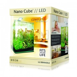 Dennerle Nano Cube Complete + 10L With Power LED