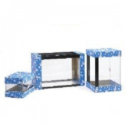 "Clearseal Aquarium 18"" x 10"" x 10"" All Glass Tank"