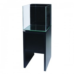 Edgeline Nano Aquarium & Cabinet in Black 90L
