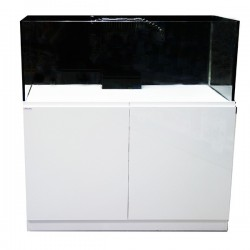 Clear-Reef Set (Aq, Cab & Sump)120cm - White Gloss