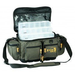 FISHING BAGS with RH tackleboxes UJ-XTX09