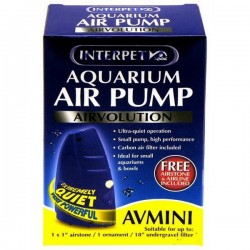Interpet Air-Volution Air Pump Mini