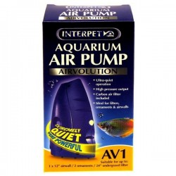 Interpet Air-Volution Air Pump AV1