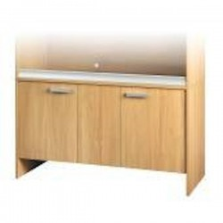 Vivexotic Viva+ Cabinet Large - Oak