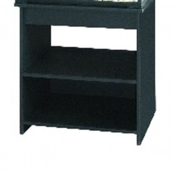 Betta Vivarium Stand 40cm x 30cm - Black