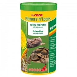 Sera Flowers n'Loops 140g 1000ml