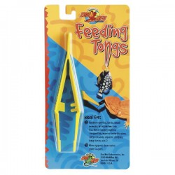 Zoo Med Plastic Feeding Tongs TA-20