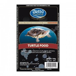 Betta Choice Turtle Food Blister Pack x 10