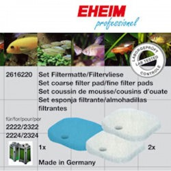 Eheim Filter Pad Set For Experience 150/250