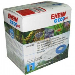 Eheim Filter Pad Set For Ecco Pro 130,200 & 300