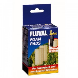 Fluval 2 Plus Foam Pads x 4