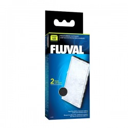 Fluval U2 Poly/Carbon Cartridges x 2