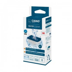 Ciano Water Clear Cartridge Med / CF80 x 1