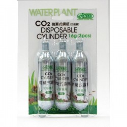 Ista Co2 16g Disposable Cartridge x 3