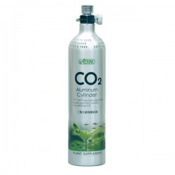 Ista Aluminum Co2 Cylinder 0.5L (Face Up)